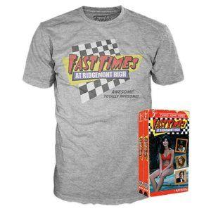 Funko VHS T-Shirt Fast Times at Ridgemont High